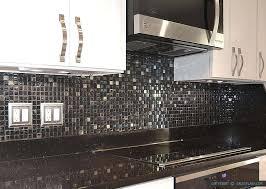 backsplash for black granite countertops white marble tile subway