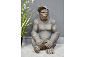 gavin the gorilla garden decor