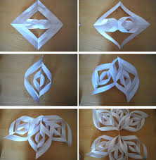 How To Make A 3d Snowflake 6 Ways With Snowflakes 3d Snowflakes