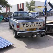 Bumper mounted and bed mounted power cranes with 23 models for pick ...