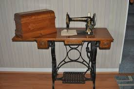 Standard Treadle Sewing Machine Value