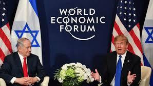 Resultado de imagem para trump y netanyahu
