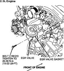 1998 mercury mystique mass air flow sensor engine performance yes the maf sensor is part of the air intake system which i listed in the possible causes the egr system is a differential pressure feedback egr dpfe