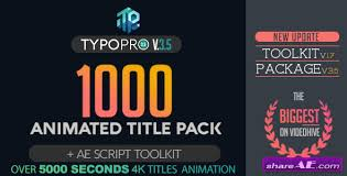 typography templates typography free after effects templates after effects intro