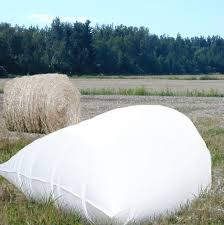White Silage Bag Capacity Up To 50 Kg Rs 950 Unit Saurya Poly
