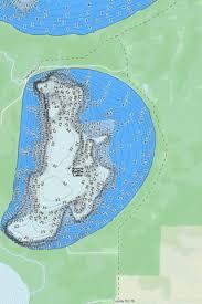 Annie Battle Fishing Map Us_mn_56024100 Nautical