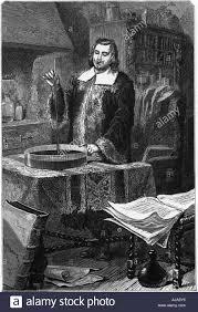 torricelli mercury barometer. evangelista torricelli italian physicist inventing the mercury barometer 1643 1873 u