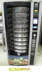 Starfood Vending Machine Custom NECTA STAR Food Vending Machine ACIMA Wellness48U Vending Machines