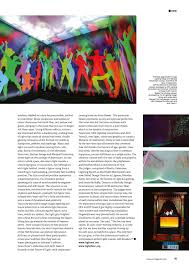 Nathan Savage Lighting Design Arc December January 2017 18 Issue 101 By Mondiale Media