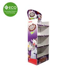 Crisp Display Stand Stunning Cheap Price Colorful Cardboard Four Tiers Cookie Crisp Display Stand