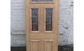 glass panel exterior door exterior doors glass panels 5 panel frosted glass exterior door