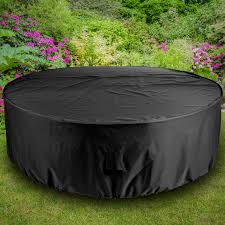 outdoor covers for garden furniture. gardman 68 seater round patio furniture cover model 35610 costco uk outdoor covers for garden
