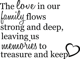 Memory Quotes Adorable Love Is A Memory Quotes Packed With The Love In Our Family Flows