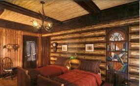 Log Cabin Bedroom Similiar Log Cabin Wall Murals Keywords