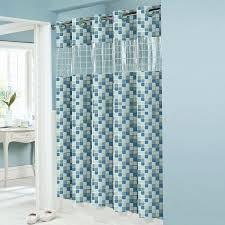 standard shower curtain liner length curtains ideas