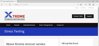 Image result for web stresser images