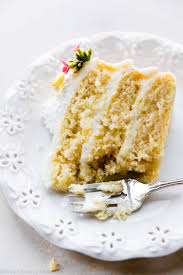 Lemon Layer Cake With Lemon Cream Cheese Buttercream Sallys