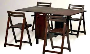 Collapsible dining table Narrow Fold Away Dining Table Foldaway Dining Tables Cheap Dining Table Chairs Foldaway And Folding Brown Collapsible Fold Away Dining Table Folding The Diningroom Fold Away Dining Table Recommendations Folding Dining Table Sets