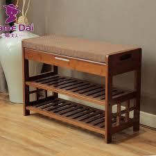 furniture shoe storage. Bamboo Shoe Rack Bench Storage Organizer Furniture Door Hallway Large Home Entryway Shelf