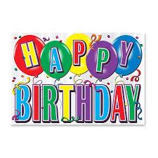 Happy Birthday Sign Templates Happy Birthday Signs Images Bonekobrothers