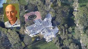 Jeff Bezos' $165M Mansion Deal Shatters ...