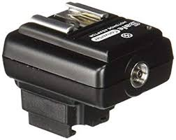 SMDV Hot Shoe (SAFE SYNC) Safe Sync Adapter ... - Amazon.com