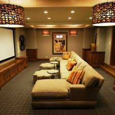 Stunning Media Room Furniture Ideas About Classic Home Interior