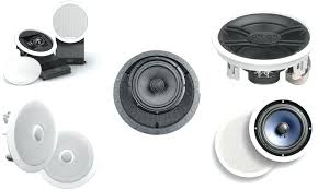 in ceiling speakers reviews 5 in ceiling home theater speakers reviewed ceiling speakers surround sound systems