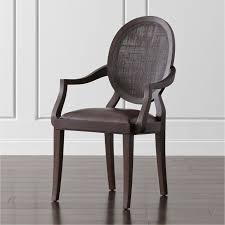 dining chairs online. Winnetka Dark Mahogany Dining Arm Chair In Chairs + Reviews | Crate And Barrel Online