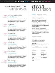 Best Free Resume Template Mesmerizing Best Free Resumes Engneeuforicco