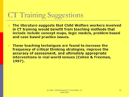 Creating Trauma Informed Child Welfare Systems  Moving towards     SlidePlayer  Click to Print