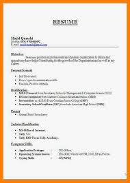 7 Biodata Format For Teacher Job Application Letmenatalya