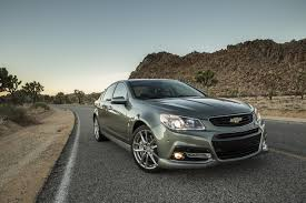 Chevy SS Sedan Sets Sales Record In June | GM Authority