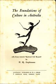 the foundations of culture in an essay towards national  the title page of the 1936 edition