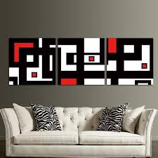 design modern abstract wall art decor