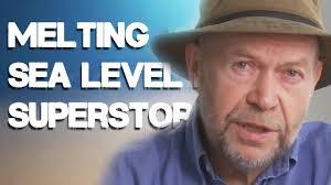 Jim Hansen Hell Will Break Loose Ice Melt Sea Level Rise and.