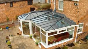 glass roof panels for conservatory uk