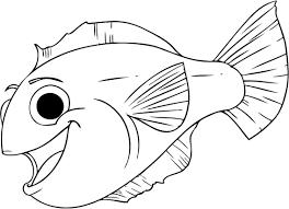 Small Picture fish coloring sheet kleurplaat vissen fish coloring pages fish