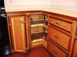 corner kitchen cabinet ideas. Contemporary Ideas Corner Kitchen Cabinet Storage Wood Intended Ideas