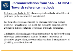 Draft Gawwmo Sag Aerosol Ppt Download