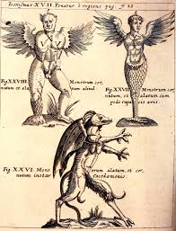 biodiversity heritage library monsters the scientific revolution impact on science