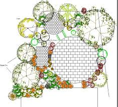 Small Picture Modren Flower Garden Layout Planner Plan N And Design Decorating