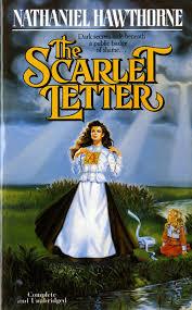 Scarlet Letter Book Cover The Scarlet Letter Nathaniel Hawthorne Macmillan