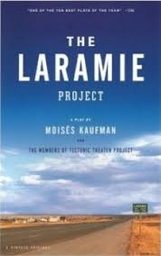 the laramie project  laramie book cover jpg