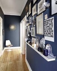 Pasillos Pintados Y Decorados Para Interiores Modernos Pasillos Pintados De Dos Colores