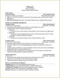 Cv Template Graduate School Psychology Cv Template Graduate School