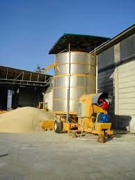 17 best ideas about grain dryer grain silo silo rice grain dryer at work seed separator and static cleaner gas burner and electric