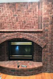 best color to paint brick fireplace best paint colours for brick fireplace that has pink paint