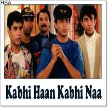 Image result for film (kabhi haan kabhi naa)(1993)