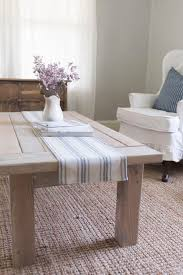 Save by building a homemade table, and stay in style. Diy Farmhouse Coffee Table Plans Farmhouse On Boone